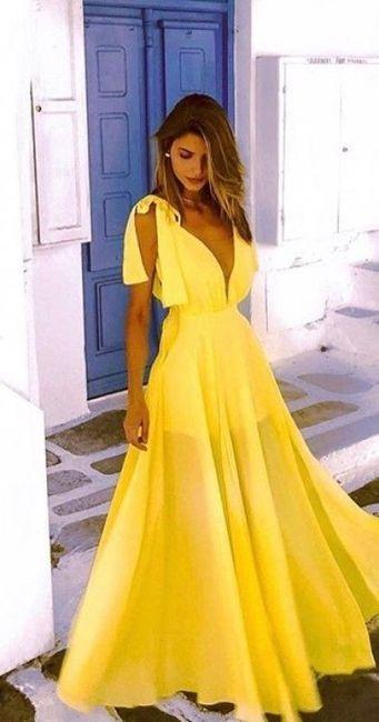 O vestido da convidada: primavera ou verão? 2