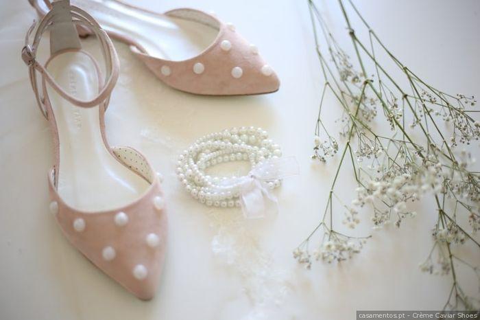 Os sapatos: qual é a tua cor? 1