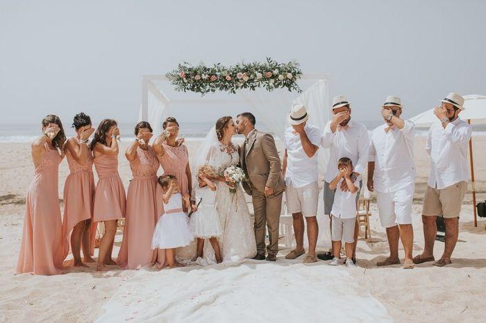 Quantos convidados vão ter no vosso casamento? 1
