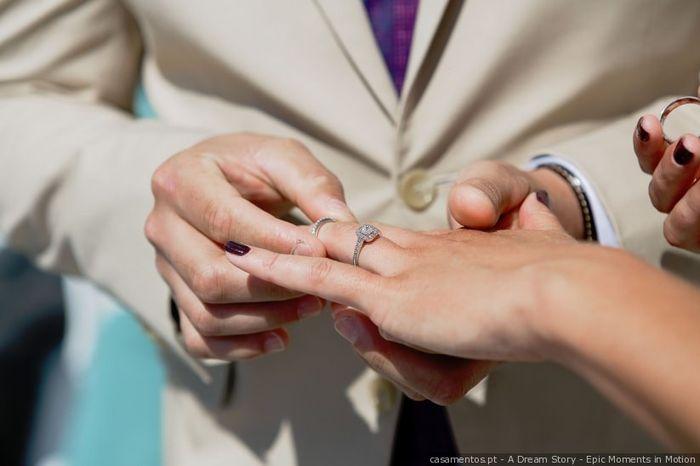 Mostra-nos o teu anel de noivado 😍💍 1