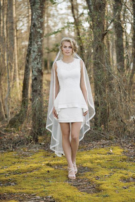 O comprimento do teu vestido: S, M ou L? 1
