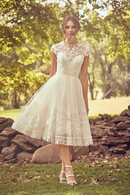 O comprimento do teu vestido: S, M ou L? 2
