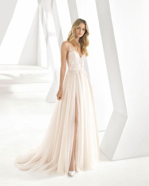 2 vestidos, 2 cores: Qual escolhes? 2
