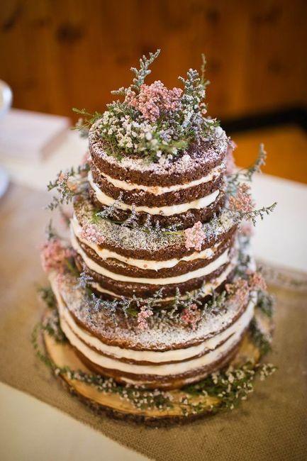 2 bolos, 2 cores: O mais votado é.. 1