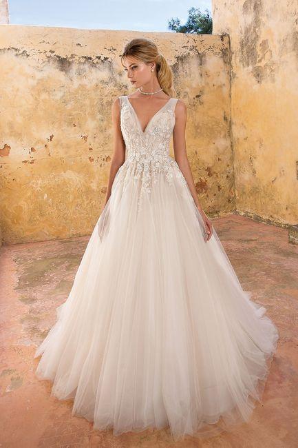 Que nota dás a este vestido princesa? 1