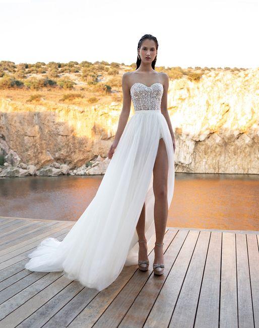 Decide o look da noiva : O DECOTE DO VESTIDO 2