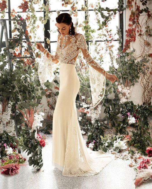 Decide o look da noiva: O CORTE DO VESTIDO 2