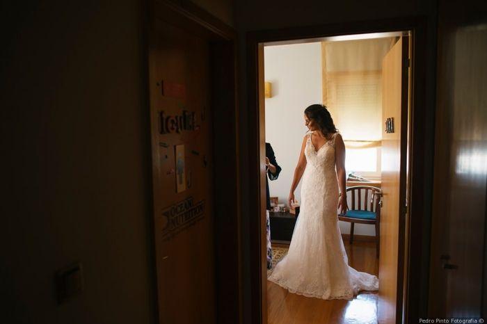Real Weddings: Qual vestido preferes? 1