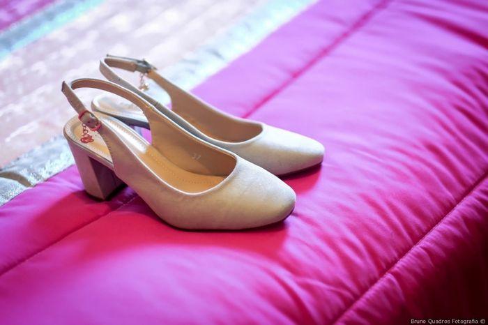 Real Weddings: Quais sapatos preferes? 1