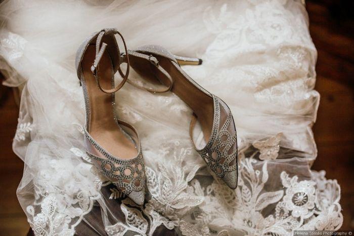 Real Weddings: Quais sapatos preferes? 2
