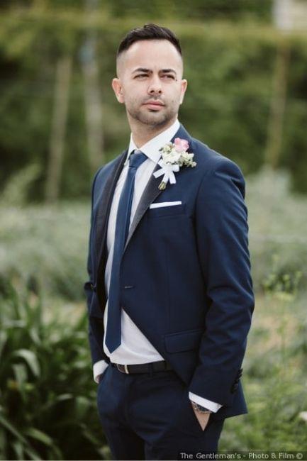 Real Wedding: Qual fato de noivo preferes? 2