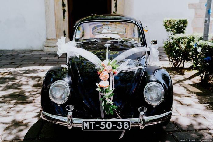 Real Wedding: Qual carro preferes? 2