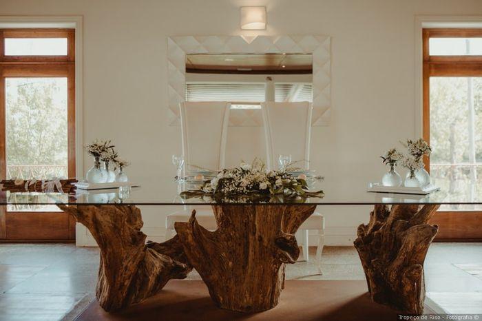 Real Wedding: Qual mesa de noivos preferes? 2