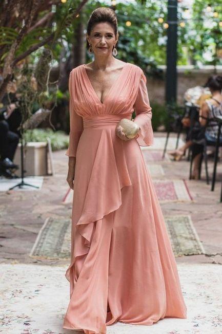 Decide o look da tua mãe para o casamento! 3