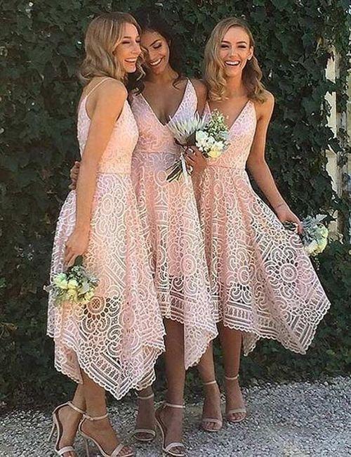 Decide o look das tuas damas de honor para o casamento! 2