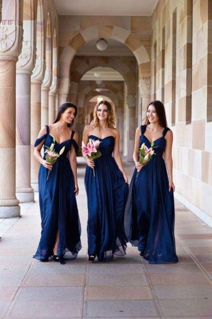 Decide o look das tuas damas de honor para o casamento! 3