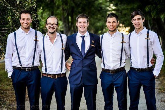 Decide o look dos padrinhos para o casamento! 3