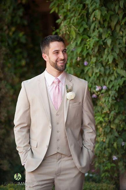 Decide o look do teu noivinho para o casamento! 1
