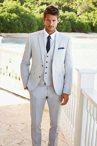 Decide o look do teu noivinho para o casamento! 3