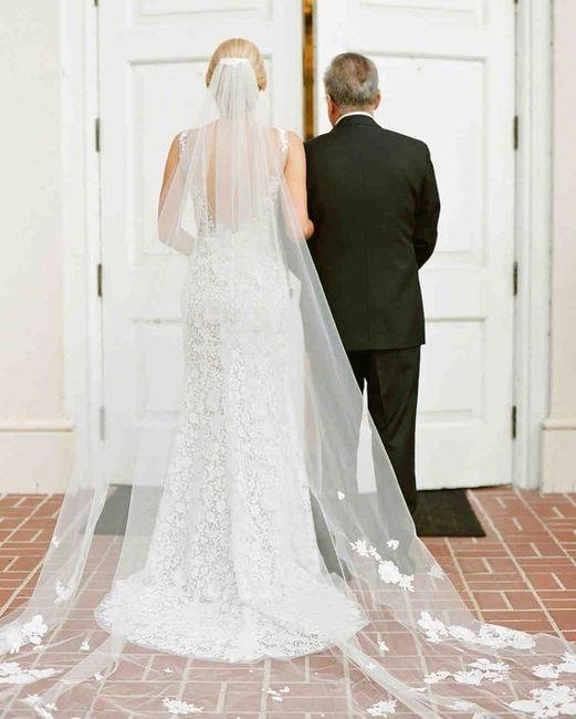 Que momento do teu casamento te deixa mais nervosa? 🥰 3