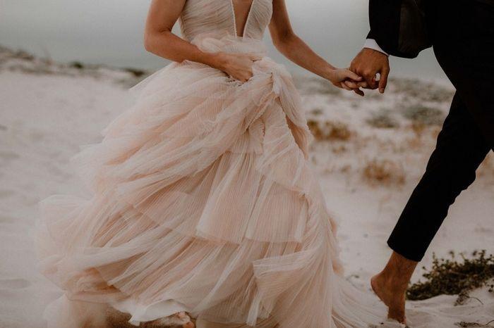 O que tem a noiva de levar no dia do casamento? 🥰 1