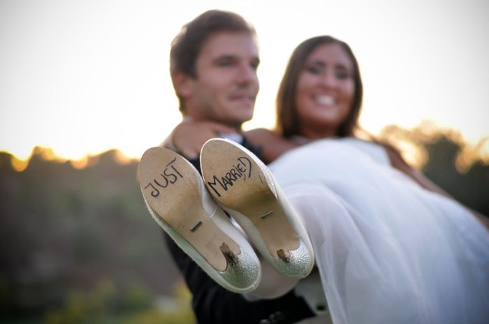 Que foto de casados replicarias? 1