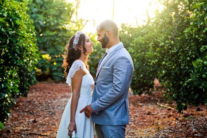 Que foto de casados replicarias? 2