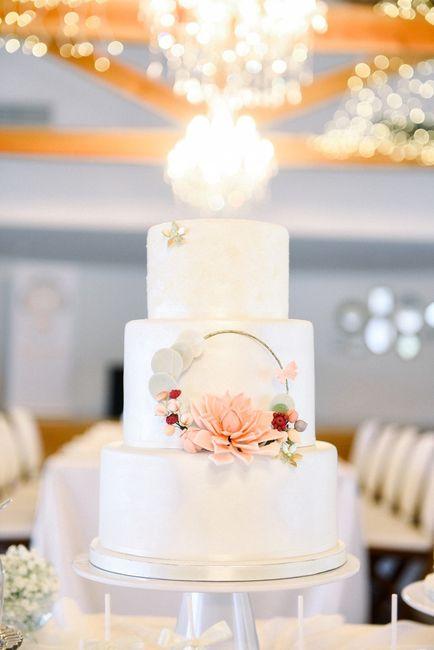 O teu bolo nupcial ideal: qual é? 3