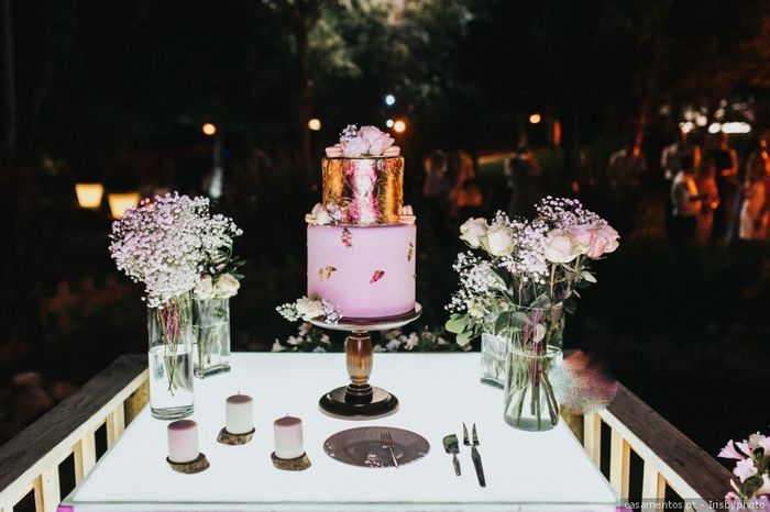 O teu bolo nupcial ideal: qual é? 1