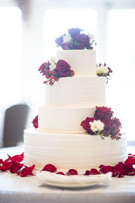 O teu bolo nupcial ideal: qual é? 4