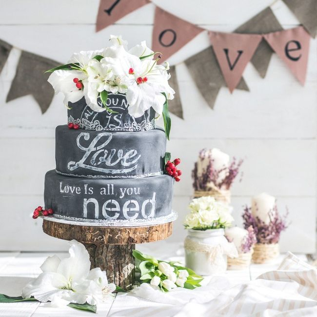 O teu bolo nupcial ideal: qual é? 5