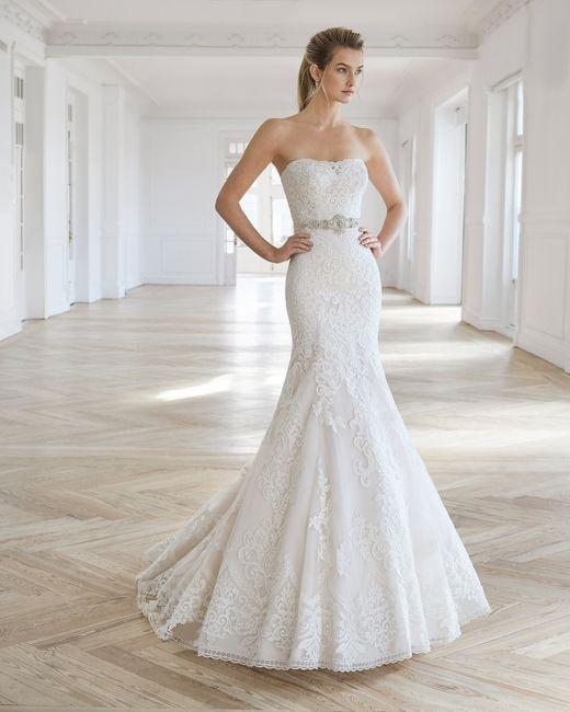 Vestido cai cai no teu casamento? ESCOLHE um 👰🏽 1