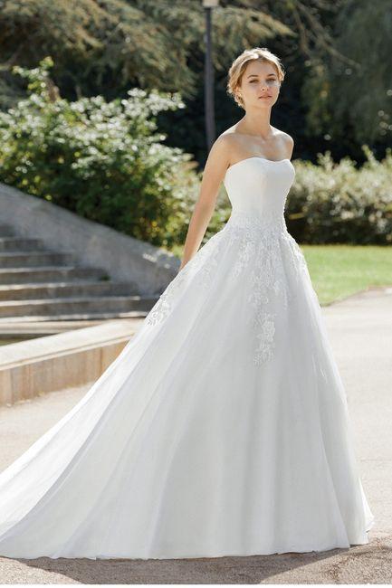 Vestido cai cai no teu casamento? ESCOLHE um 👰🏽 3