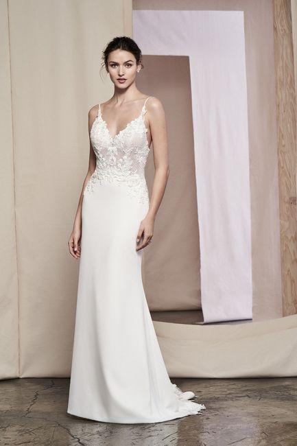 Que vestido de noiva escolhes? 👗 3