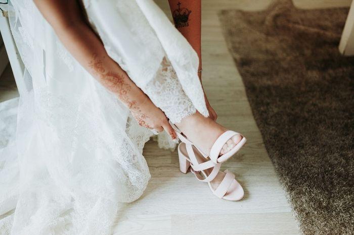 Quais sapatos escolhes? 👠 3