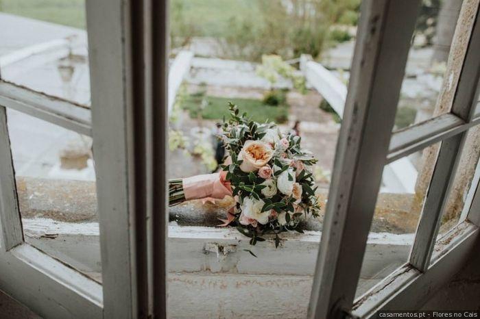 Que bouquet escolhes? 1