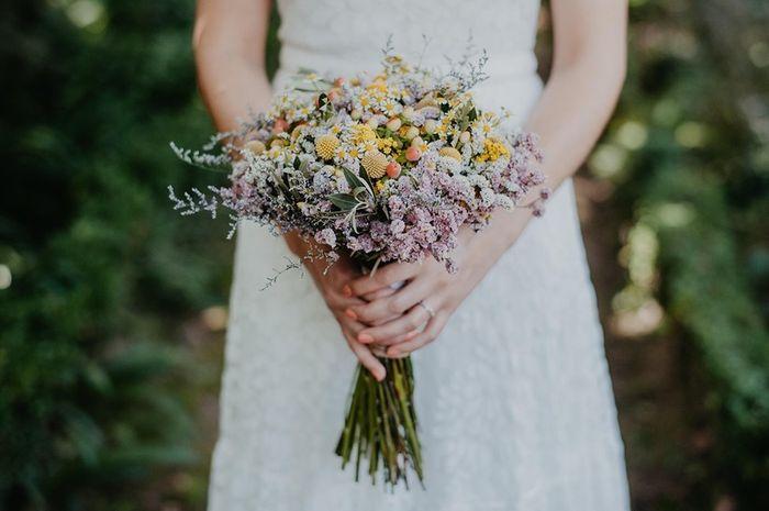 Que bouquet escolhes? 2