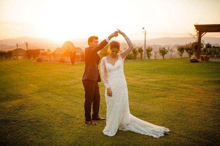 Vão ter aulas de dança para o casamento? 💃 1