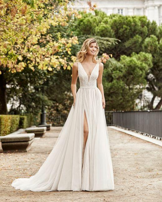 Vamos casar a admin Isa: o vestido 2