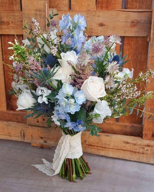 Vamos casar a admin Isa: o bouquet 1