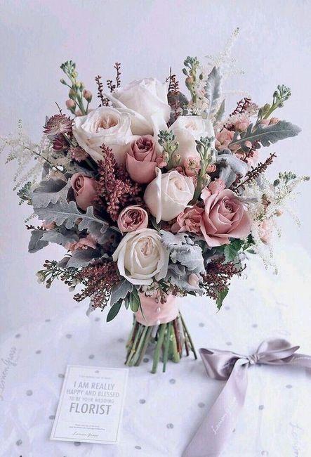 Vamos casar a admin Isa: o bouquet 2