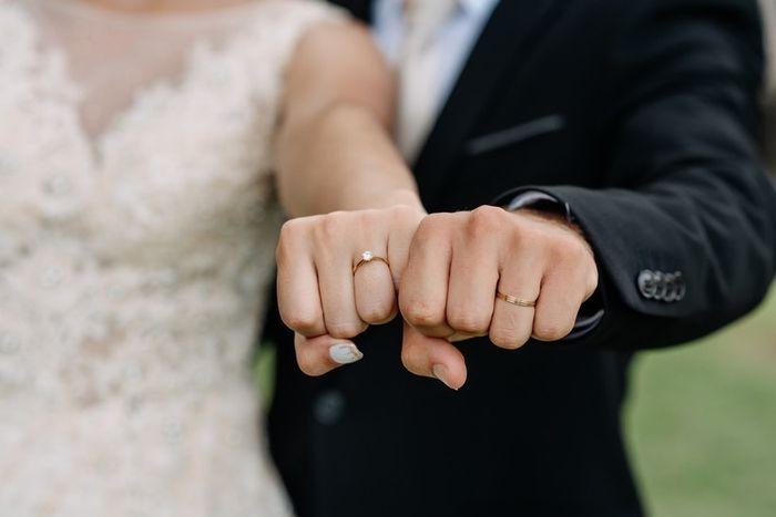 Qual é a data oficial do teu casamento? 1