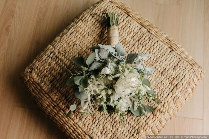 Bouquet branco... SIM OU NÃO? 1