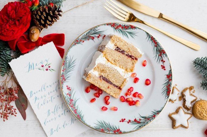 O bolo do meu casamento vai ser de _______ 1