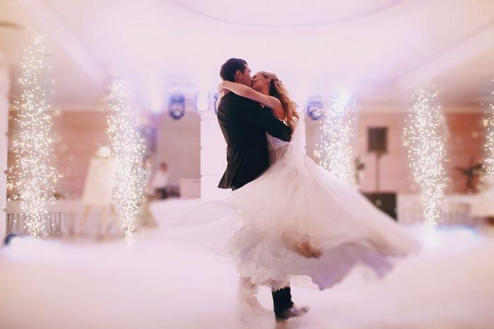 A música da dança dos noivos será______ 1