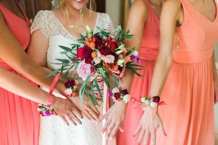 Já escolheste o vestido da madrinha de casamento? 💃 1