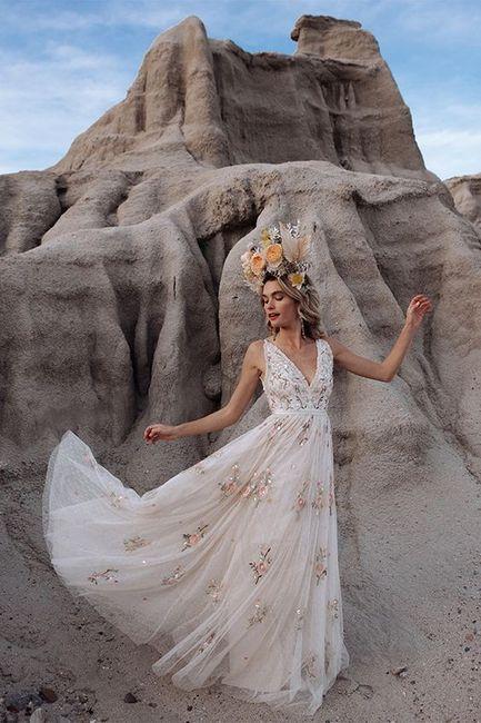 Considerarias este vestido o vestido dos teus sonhos? 👰 2