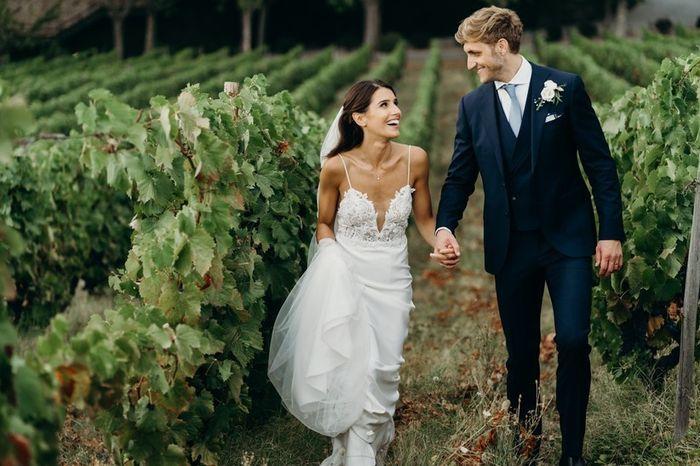 A DGS anuncia um novo guia para a celebração dos casamentos 1