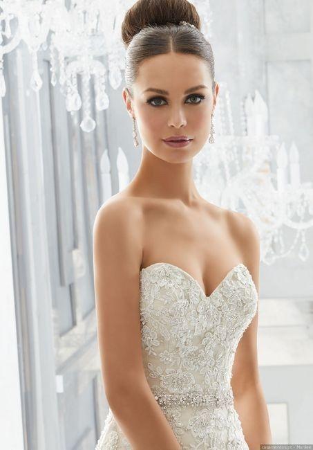 Cintos para noivas: adiciona brilho ao teu vestido de noiva 🌟 3