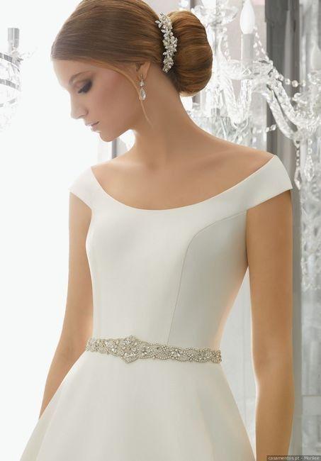 Cintos para noivas: adiciona brilho ao teu vestido de noiva 🌟 4